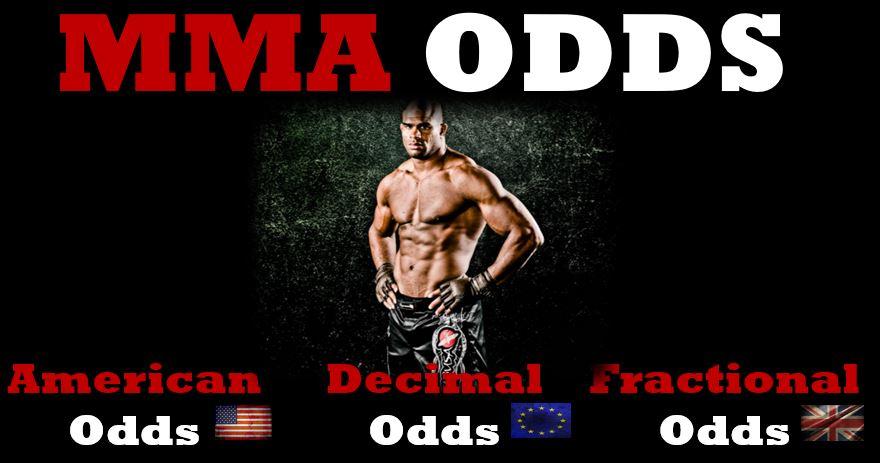 Mma Odds
