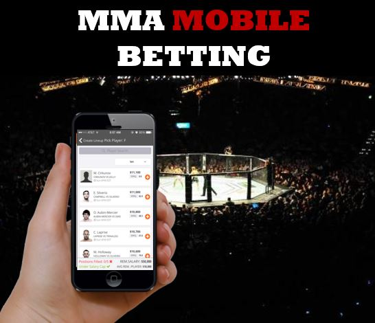 MMA Mobile Bet