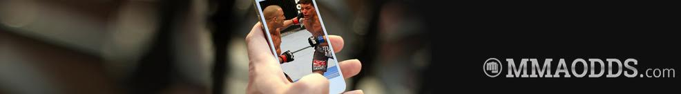 mobile betting mmaodds